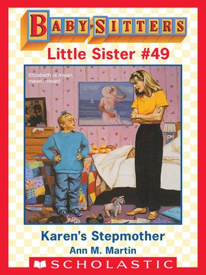 cover image of Karen's Stepmother