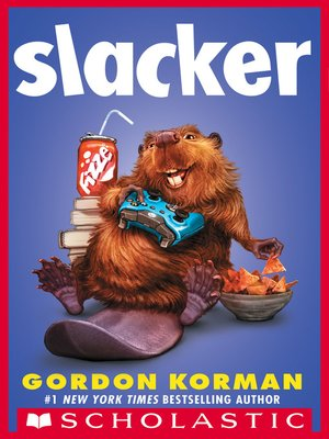 cover image of Slacker