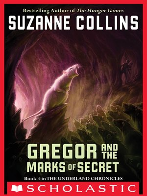 cover image of Gregor and the Marks of Secret