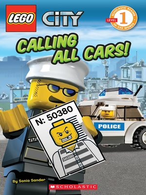 cover image of Calling All Cars! (Level 1)