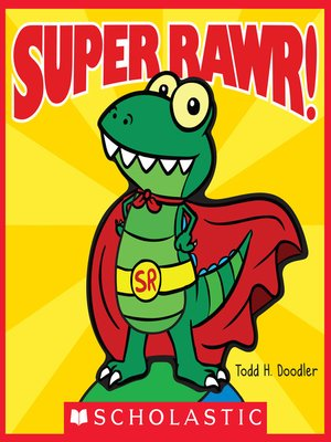 cover image of Super Rawr!