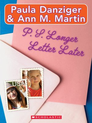 cover image of P.S. Longer Letter Later