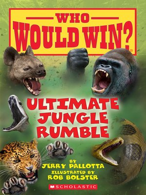 cover image of Ultimate Jungle Rumble (Who Would Win?)