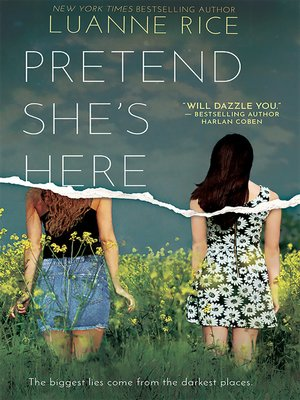cover image of Pretend She's Here