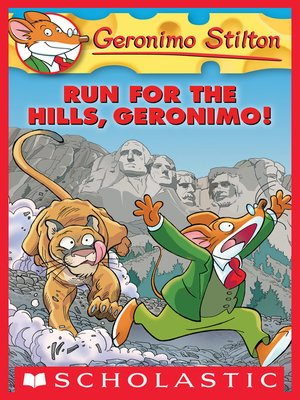 cover image of Run for the Hills, Geronimo!
