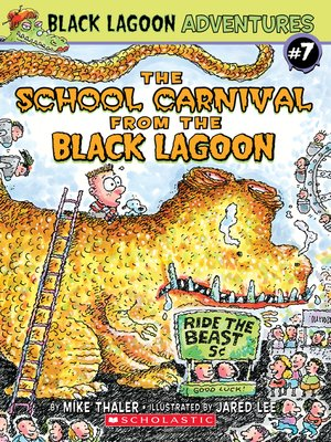 cover image of The School Carnival from the Black Lagoon