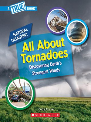 cover image of All About Tornadoes