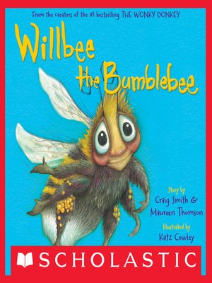 cover image of Willbee the Bumblebee