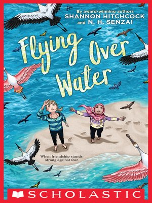 cover image of Flying Over Water