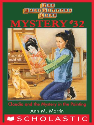 cover image of Claudia and the Mystery Painting