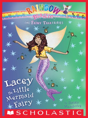 cover image of Lacey the Little Mermaid Fairy
