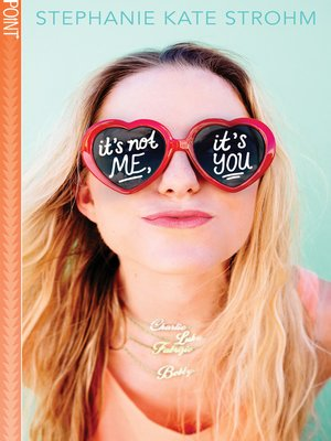 cover image of It's Not Me, It's You (Point)