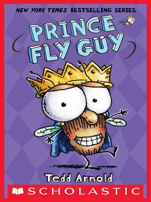 cover image of Prince Fly Guy