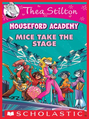 cover image of Mice Take the Stage