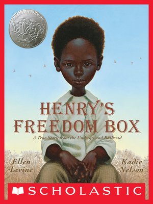 cover image of Henry's Freedom Box