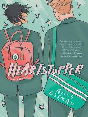 cover image of Heartstopper, Volume 1