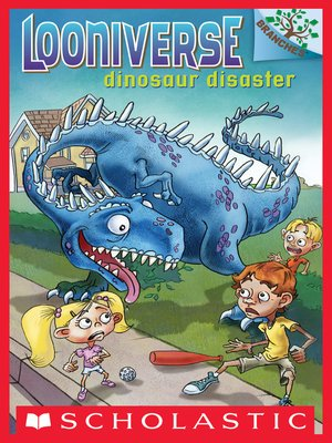 cover image of Dinosaur Disaster