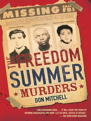cover image of The Freedom Summer Murders