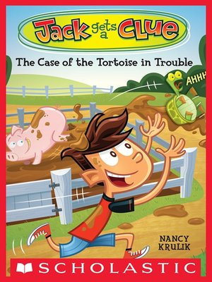 cover image of The Case of the Tortoise in Trouble