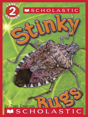 cover image of Stinky Bugs