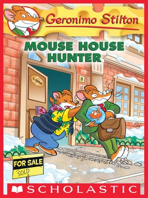 cover image of Mouse House Hunter