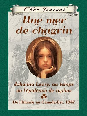 cover image of Mer de chagrin, Une
