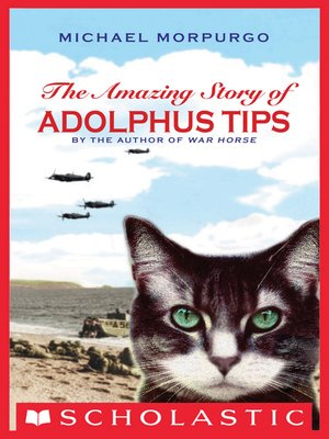 cover image of The Amazing Story of Adolphus Tips