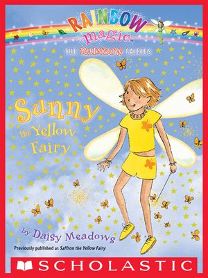 cover image of Sunny the Yellow Fairy