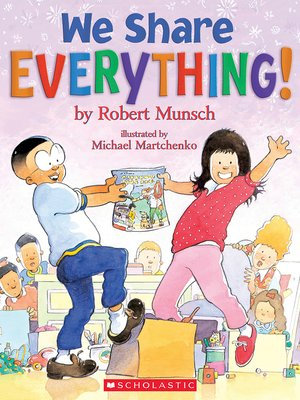 cover image of We Share Everything!