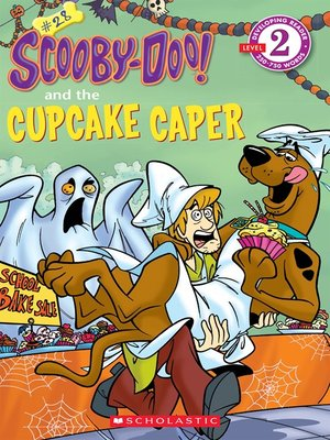 cover image of Scooby-Doo and the Cupcake Caper