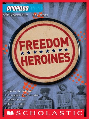 cover image of Freedom Heroines