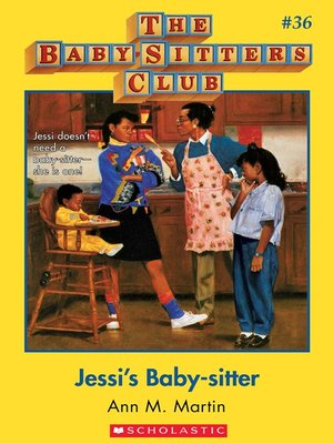cover image of Jessi's Baby-Sitter