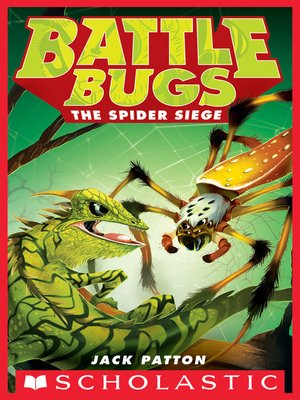 cover image of The Spider Siege