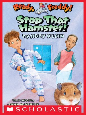 cover image of Stop that Hamster