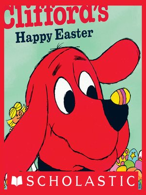 cover image of Clifford's Happy Easter