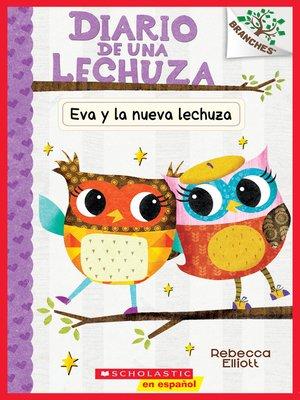 cover image of Eva y la nueva lechuza