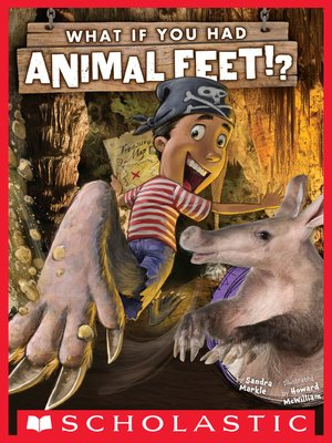 cover image of What If You Had Animal Feet?