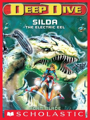 cover image of Silda the Electric Eel