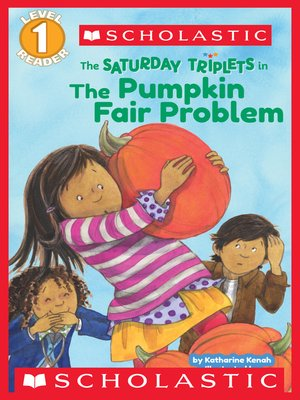 cover image of The Pumpkin Fair Problem