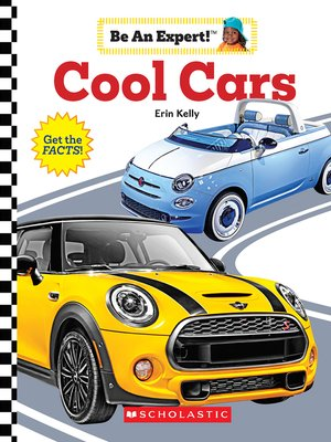 cover image of Cool Cars