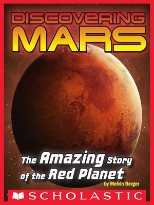 cover image of Discovering Mars