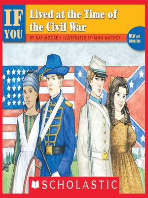 cover image of If You Lived At the Time of the Civil War