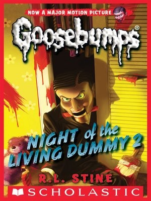 cover image of Night of the Living Dummy 2