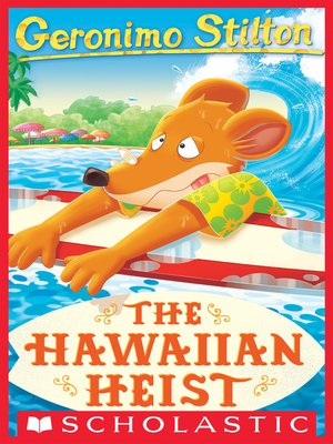 cover image of The Hawaiian Heist