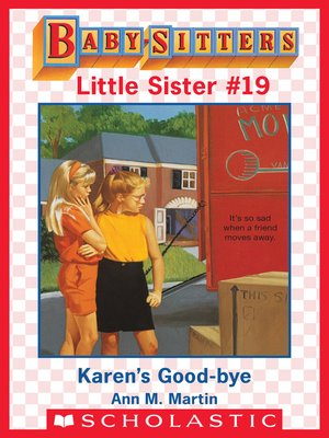 cover image of Karen's Good-Bye