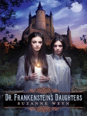 cover image of Dr. Frankenstein's Daughters