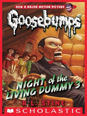 cover image of Night of the Living Dummy 3