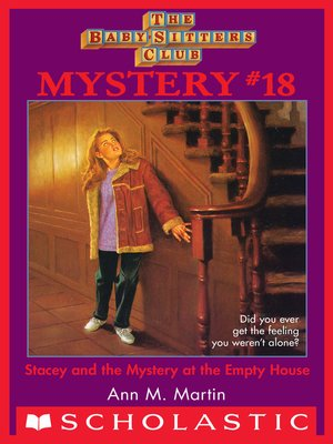 cover image of Stacey and the Mystery of the Empty House
