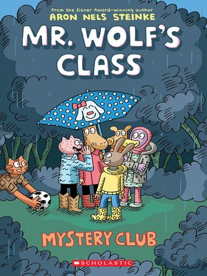 cover image of Mystery Club