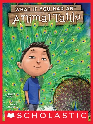 cover image of What If You Had an Animal Tail?